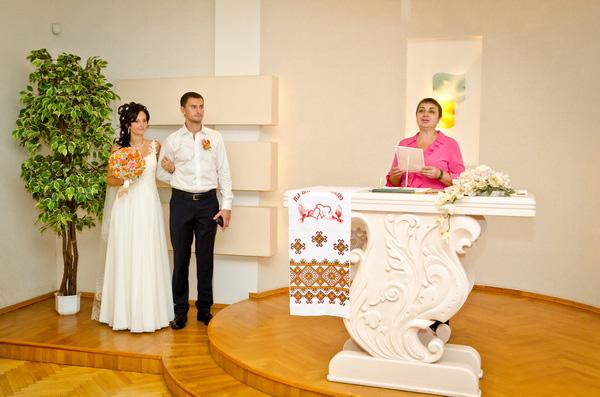соломенский загс фото церемонии