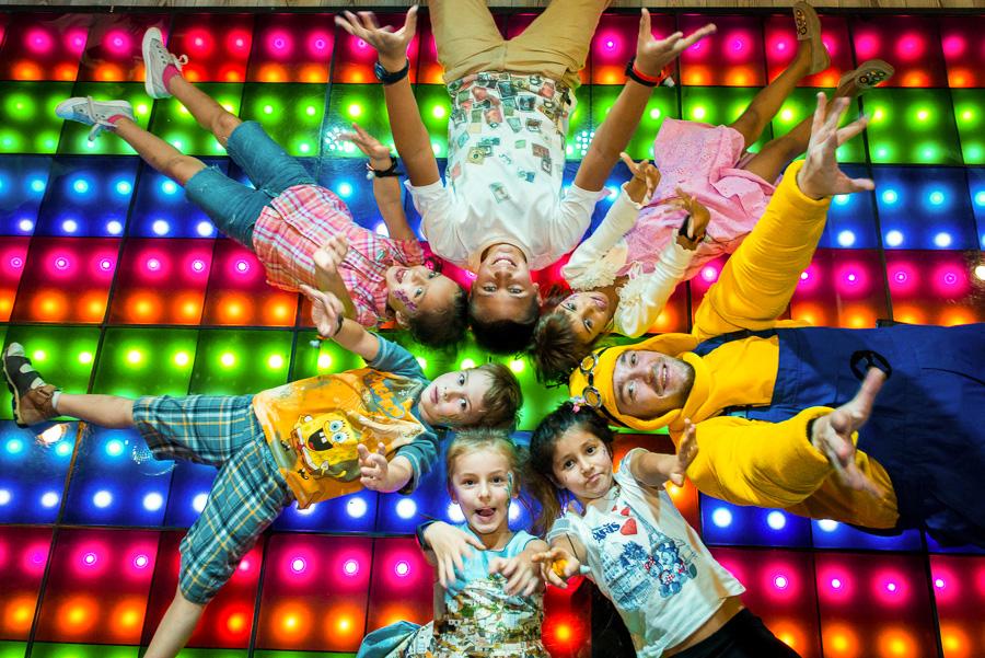 фотограф на детский праздник кидляндия