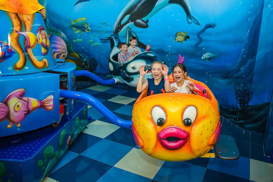ocean plaza детский день рождения фото