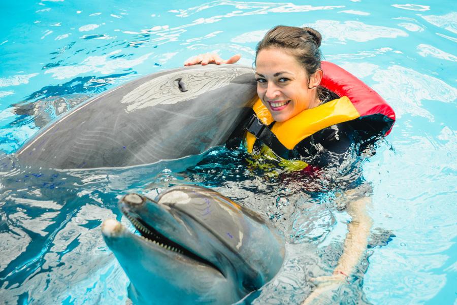 день рождения в дельфинарии фото