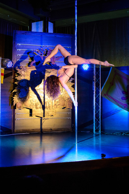 танец на пилоне паб шульц