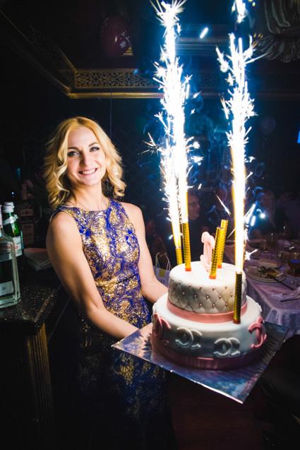 день рождения торт
