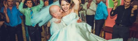 свадебный фотограф на банкете