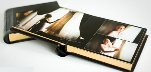 Фотобук - фотокнига с пластиковой прослойкой