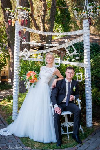 Свадебное фото в Разгуляево