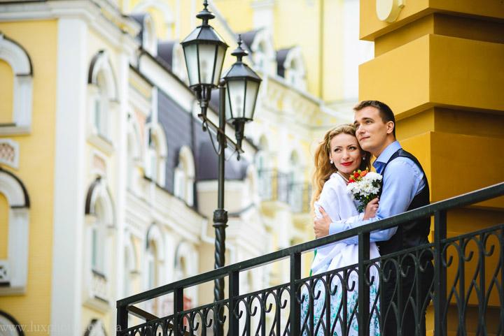 Свадебная фотосессия Воздвиженка