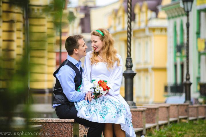 Свадебное фото - Воздвиженка