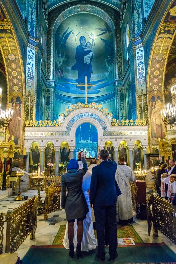 владимирский собор венчание