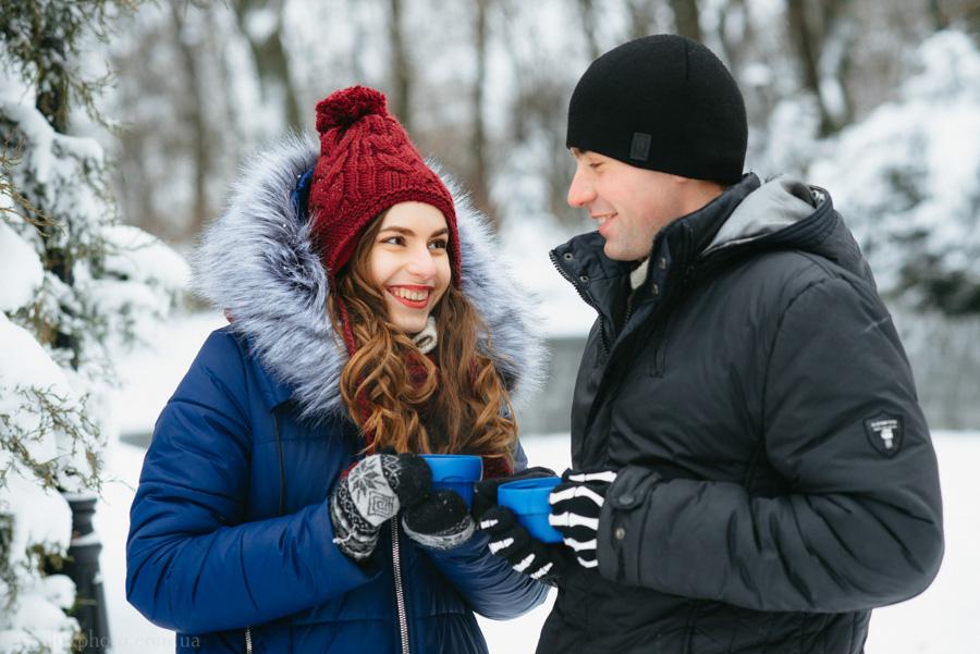 Света и Андрей. Love Story