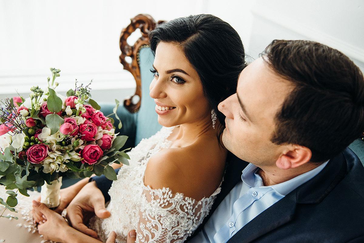 свадебная фотография студия