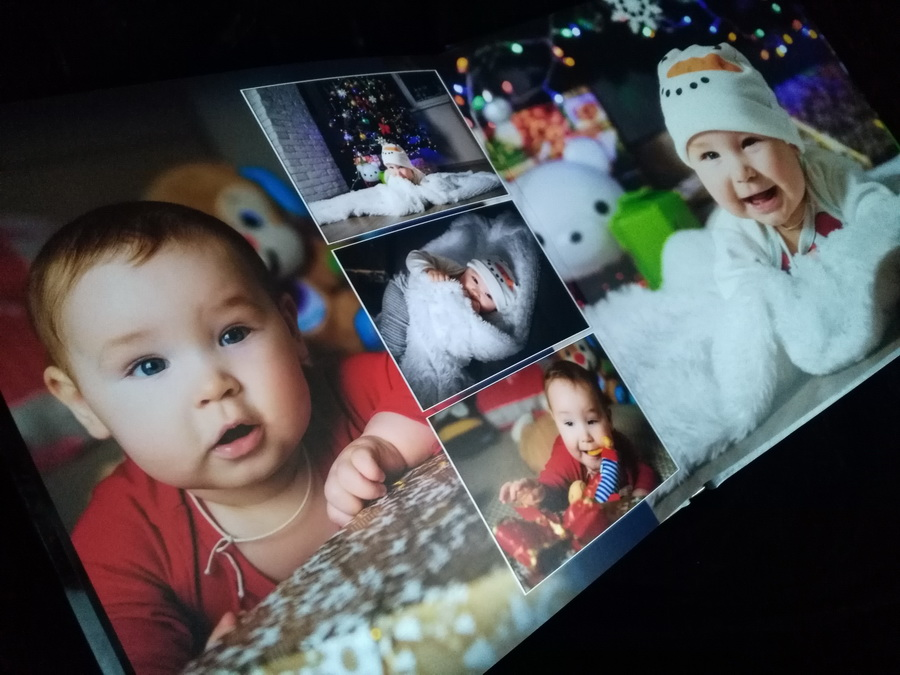 семейная фотосессия фотокнига