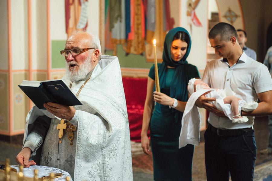 Церковь Рождества Богородицы крестины